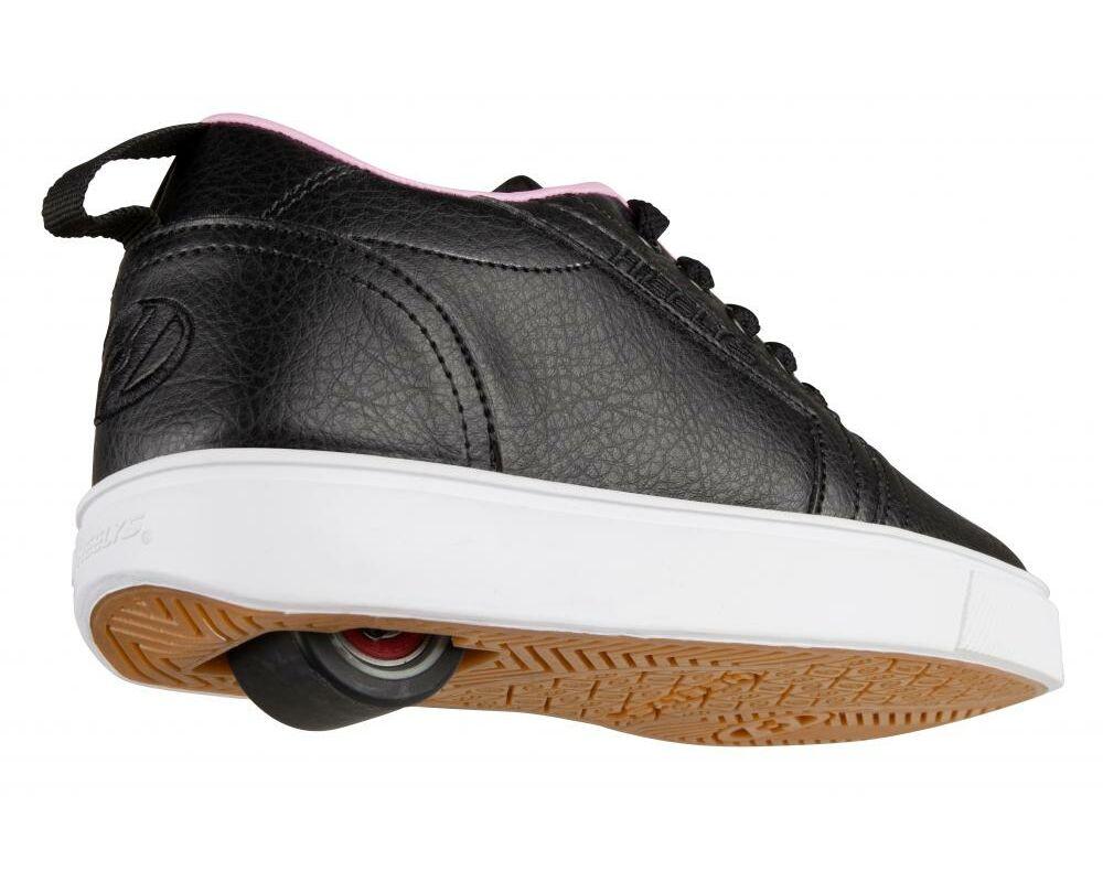 a5ef7e83693a Heelys GR8 Pro black/light pink - Gurulós cipők