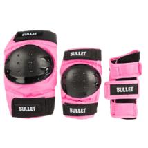 Bullet Combo Standard Padset Junior pink