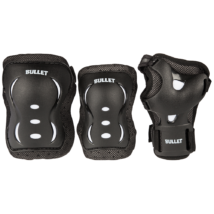 Bullet Triple Padset black/white