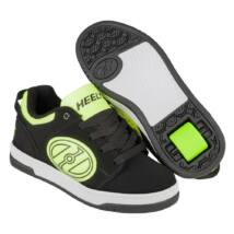 Heelys Voyager black/bright yellow G.I.D.