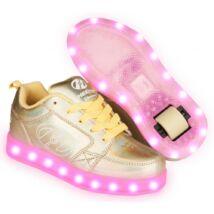 Heelys Premium 2 Lo yellow hologram