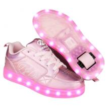 Heelys Premium 2 Lo light pink hologram