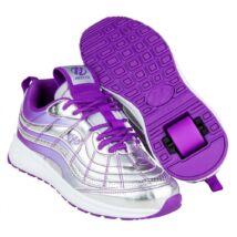 Heelys Nitro silver/violet