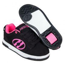 Heelys Voyager (Nubuck) black/pink