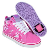Heelys Racer Mid 20 pink/hot pink/white camo