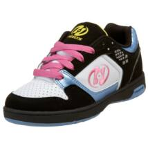 Heelys Brooklyn Lo white/black/pink/blue