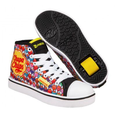 Heelys X Chupa Chups Veloz black/white/yellow/multi nylon