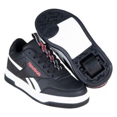 Heelys X Reebok CL Court Low core black/white/vector red