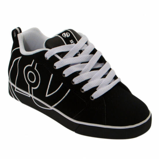Heelys No Bones Lo black/white