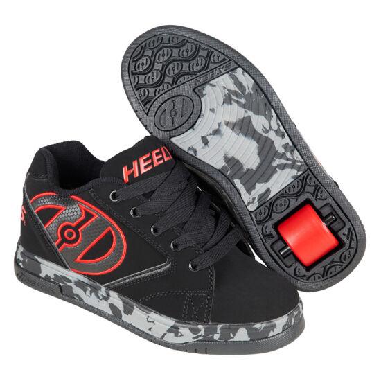 Heelys Propel 2.0 black/red/confetti