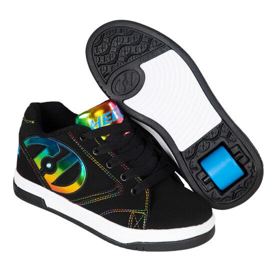 Heelys Propel 2.0 black/rainbow foil