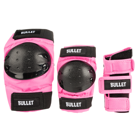 Bullet Combo Standard Padset pink