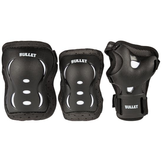 Bullet Triple Padset black/white