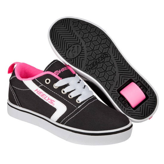 Heelys GR8 Pro black/white/pink