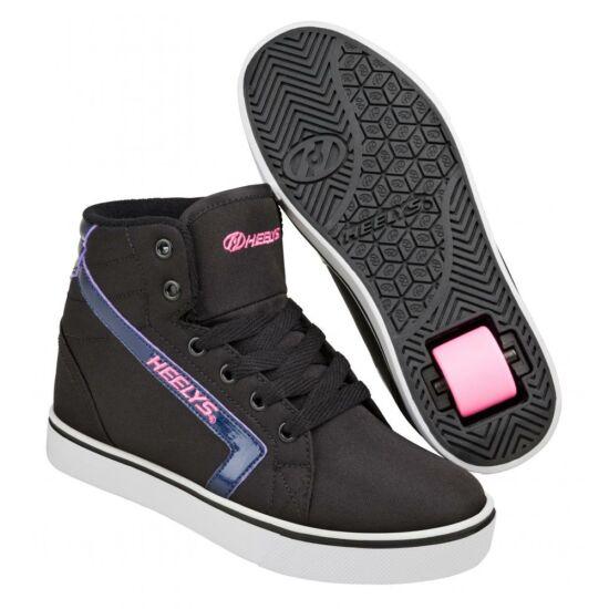 Heelys GR8R Hi black/black hologram/pink