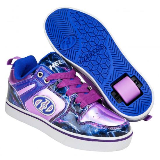 Heelys Motion 2.0 lilac/electric blue/lightning