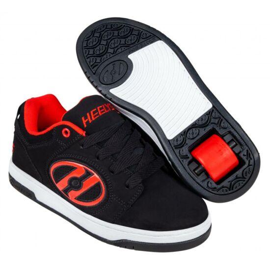 Heelys Voyager (Nubuck) black/red