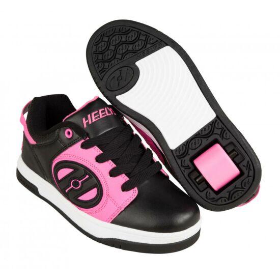 Heelys Voyager black/neon pink