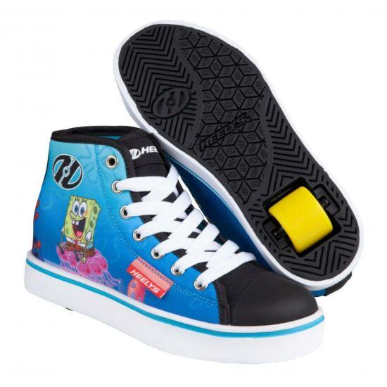 Heelys X Spongebob Hustle black/white/multi canvas