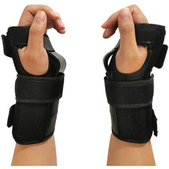 Rollerblade Junior Pro wrist guard, fekete