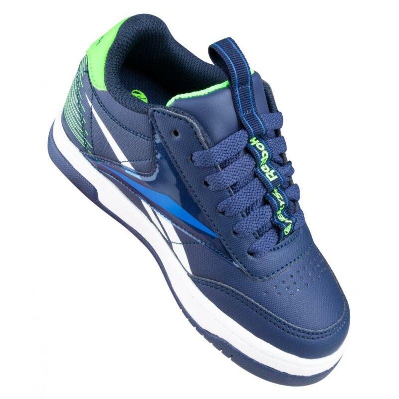 Heelys X Reebok Court Low vector navy/blue/solar